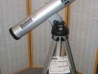 A Used Bushnell North Star Telescope $125  General