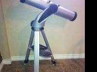 I am selling a Bushnell Northstar Telescope. I paid