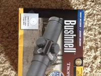 I have a bushnell red dot sight for sale, the sight is