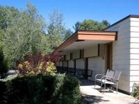**Taliesin design, usonian architecture, 11 unit motel,