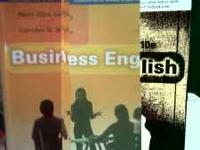 This book is Business English 10th Edition by Mary