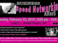 Join Westchester Networking for Professionals for SPEED
