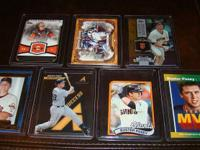 Buster Posey (7) all inserts baseball cards lot. You