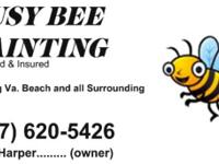 PAINTING SERVICE LOCATED IN VIRGINIA BEACH, VA