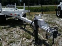 Butler BP1500 pole trailer single axle - 03022 GVWR: