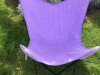 Leisure Butterfly Folding Chair-Reduced from $30 to