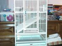 HQ Bird Cage .... 80018 size . This cage is for small