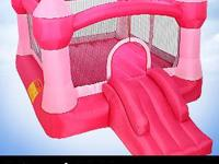 I have Pink Castle Bouncer at a Great Deal or a Cool