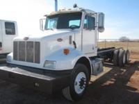 We carry a good selection of used Peterbilt, Kenworth