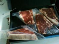 Specialty Cut Meats is selling 3 cases of All Natural