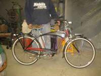 IM LOOKING FOR ANTIQUE BICYCLES HERE ARE ONLY A FEW