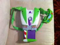 Buzz Lightyear's electronic deluxe action wing pack