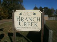 35.91 Acres in Byram, Hinds County Branch Creek &