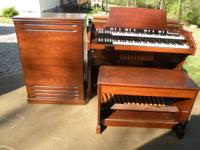 I have a Hammond C-3 Organ with a 147A Leslie speaker