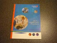 up for sale is a c.p.r. book called bls for healthcare