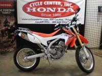 Motorcycling&& # 39; s Brand-new MVP! This CRF250L is a