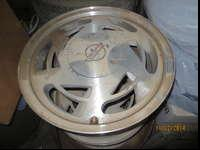 I have four C4 Corvette wheels for sale. They are in