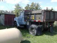 For Sale is a 1967 C40 Dump Truck. Truck runs and
