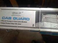 Vanguard cab guard for sale. brand new still in box.