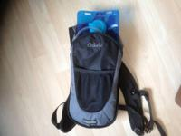 Cabelas 72 oz hydration pack. never used. cash only