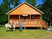 Newly developed Resort & Ranch get away in the heart of