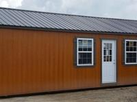 16'x40' Cabin Shell, portable building, storage