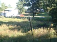 Must sell 10 acres with Cabin 2 and one half acres are