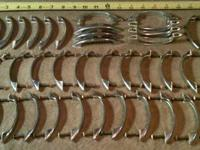 cabinet door handle pulls 48 count, see photos, send