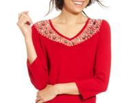 Cable & Gauge's red-hot top looks ultra-glamorous with