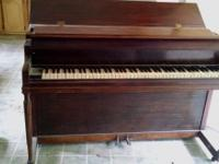 Great condition piano. Numbers inside are #191068.