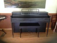1953 Cable Nelson piano. In good working condition.