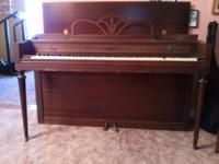 Cable-Nelson Upright Piano $450 O.B.O Has wear as seen