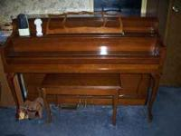 I have a 1973 Cable Upright Piano that is in great