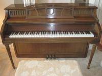 Cable Upright Piano  Mfg. Aeolian Corp. Oregon