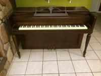 Antique Cable piano for sale.  We inherited this piano