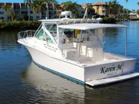 32' Cabo Express in Pristine Condition! New in 2015