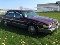 1990 cadalic fleet wood Only 40,000 miles!!! Loaded
