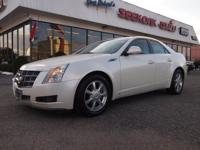 This gorgeous 2008 Cadillac CTS has what it takes to