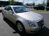 ***CTS-4 ***ALL WHEEL DRIVE- LEATHER - DUAL MOONROOF
