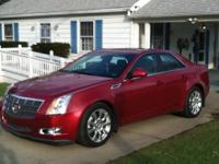 A 2009 Cadillac CTS 4dr Sedan DI AWD up for sale! This