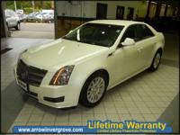 The 2011 CTS is, in some eyes, the most distinctive of