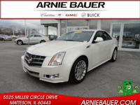 This 2010 Cadillac CTS 3.6L V6 Premium might just be