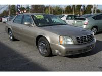 Welcome to Black Automotive Group. This 2004 DeVille