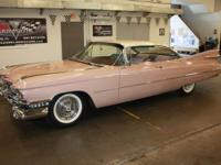 1959 Cadillac Coupe Deville Showroom condition by far