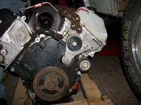 I am marketing an Cadillac Deville engine assembly