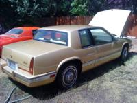 1986 Cadillac Eldorado Fully Loaded! Have Original