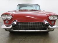 1958 Cadillac Eldorado Brougham1958 Cadillac Eldorado