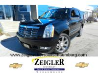 Feast your eyes on this black 2011 Cadillac Escalade
