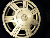 I have some caddie rims for a great price they are in