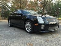 2006 STS-V Supercharged 4.4L Northstar V8. 474HP. Rare